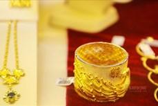 7月5日上午越南国内黄金价格略增3万越盾