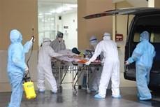 新冠肺炎疫情:5日中午越南新增确诊病例247例 新增死亡病例4例