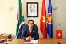 越南驻南非大使馆密切跟踪斯威士兰情况并主动做好公民保护工作
