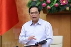 越南政府总理发动特殊竞赛运动 全国团结携手 同心协力防控并战胜疫情