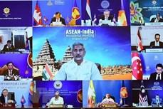 """""""东盟-印度发展伙伴计划""""启动庆祝双边关系建立30周年"""