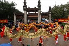 国家非物质文化遗产:太平省陈祠庙会