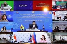 IPA-42 大会:提议建立AIPA-ASEAN、AIPA-EP对话机制