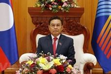 AIPA-42: 老挝国会主席高度赞赏越南的倡议