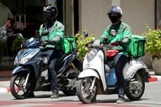 新冠疫情:自8月30日起胡志明市允许网约配送员在高风险区配送