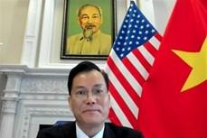 越南驻美大使何金玉出席越南火花倡议小组第一次会议