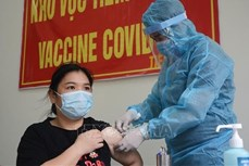 岘港市力争在今年9月基本完成新冠疫苗第一剂次接种任务
