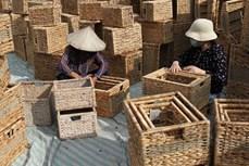 河内市手工艺村开始恢复生产