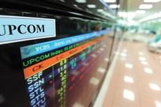 9月份UPCoM流动性增长20% 境外投资者净买入3780亿越盾