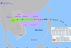 黎文成副总理:8号台风袭击确保人员安全疏散