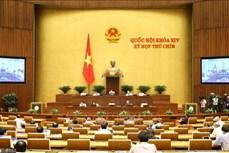 Kỳ họp thứ 9, Quốc hội khóa XIV: Thảo luận dự thảo Nghị quyết của Quốc hội về miễn thuế sử dụng đất nông nghiệp