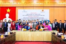 Hà Giang ký khung hợp tác chiến lược với Ngân hàng Thế giới giai đoạn 2020 - 2025