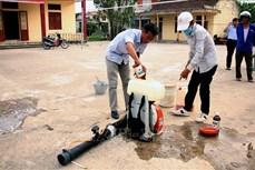 Quảng Bình: Tăng cường các biện pháp phòng chống bệnh sốt xuất huyết