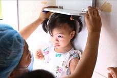 Hậu Giang cải thiện tình trạng dinh dưỡng trẻ em mẫu giáo và tiểu học