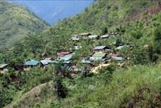 Nguy cơ sạt lở ở huyện biên giới Mường Tè