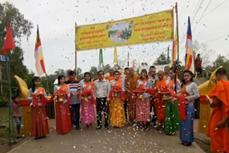 Nhà sư Hà Văn Phụng bắc cầu, làm đường, chăm lo cho người nghèo ở Kiên Giang