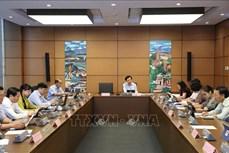 Kỳ họp thứ 9, Quốc hội khóa XIV: Đề nghị hoàn thành cấp số định danh cá nhân cho gần 80 triệu công dân theo đúng tiến độ