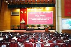 Thủ tướng Nguyễn Xuân Phúc: Làm tốt hơn nữa truyền thông về vừa chống dịch vừa phát triển kinh tế