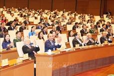 Bế mạc Kỳ họp thứ 9, Quốc hội khóa XIV