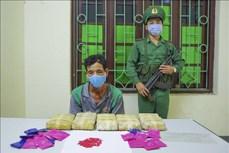 Điện Biên: Bắt giữ đối tượng mua bán trái phép số lượng lớn ma túy tổng hợp