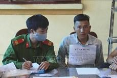 Điện Biên bắt giữ đối tượng mua bán trái phép số lượng lớn ma túy