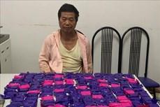 Bắt giữ đối tượng Giàng A Sử mua bán số lượng lớn ma túy ở Sơn La