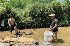 Huyện vùng núi Nam Đông thiếu nước sạch trầm trọng