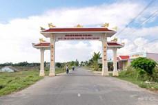 Công nhận huyện Mỹ Xuyên (Sóc Trăng) và huyện Tân Yên (Bắc Giang) đạt chuẩn nông thôn mới