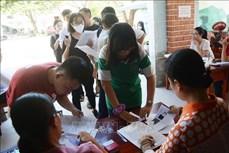 Thi tốt nghiệp Trung học phổ thông 2020: Hơn 880.000 thí sinh đăng ký dự thi