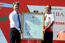 Tỏi Lý Sơn ở Quảng Ngãi được cấp chứng nhận chỉ dẫn địa lý