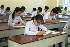 Thi tốt nghiệp Trung học phổ thông 2020: Gần 6.000 cán bộ, giảng viên các trường đại học tham gia công tác thanh kiểm tra