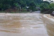Mưa lũ gây nhiều thiệt hại tại tỉnh Hà Giang