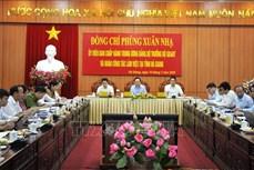 Bộ trưởng Phùng Xuân Nhạ: Hà Giang cần triển khai nghiêm túc, hiệu quả kỳ thi tốt nghiệp Trung học phổ thông năm 2020