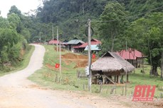 Sáng tạo trong xây dựng nông thôn mới ở các bản vùng cao huyện Thường Xuân
