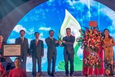 Trao giải thưởng du lịch bền vững thành thị ASEAN 2020 cho Cụm thông tin cổ động biên giới Sa Vĩ