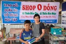 Tấm lòng cô giáo vùng sâu Lê Thị Anh Đào đối với học sinh nghèo