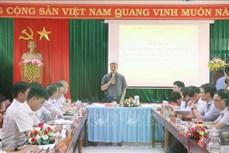 Hỗ trợ các tỉnh Tây Nguyên dập dịch bạch hầu