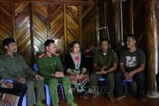 Bản Sin Suối Hồ - điểm sáng phòng, chống ma túy ở vùng biên Lai Châu