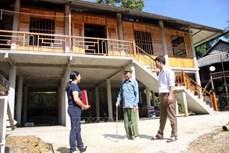 Nhân Ngày Thương binh - Liệt sỹ 27/7: Lai Châu thực hiện hiệu quả việc hỗ trợ nhà ở đối với người có công