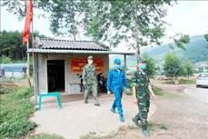 Dịch COVID-19: Lạng Sơn lập 146 lán trại ngăn chặn xuất, nhập cảnh trái phép
