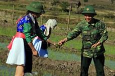 Phát huy vai trò của đảng viên đồn biên phòng ở khu vực biên giới tỉnh Điện Biên