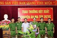 Điện Biên bắt giữ đối tượng mua bán 8 bánh heroin