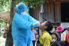 Kon Tum: Tiêm gần 34.000 mũi vắc xin Td phòng bạch hầu