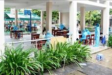 Chi viện chuyên gia điều trị, xét nghiệm cho Huế và Quảng Nam
