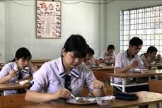 Thanh Hóa: Thí sinh khu vực miền núi tham dự Kỳ thi tốt nghiệp Trung học Phổ thông 2020 được hỗ trợ suất ăn miễn phí