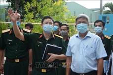 Thành lập 5 đoàn kiểm tra công tác phòng, chống dịch COVID-19