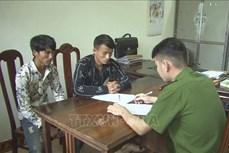Bắt hai nghi phạm vụ hiếp dâm tập thể ở Điện Biên