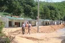 Người dân làng chài ở xã Tam Sơn có nhà mới sau nhiều năm mong mỏi
