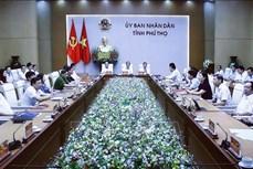 Thủ tướng Chính phủ yêu cầu tỉnh Phú Thọ xác định du lịch là một trong những mũi nhọn phát triển giai đoạn tới
