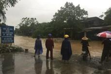 Thái Nguyên rà soát các khu vực có nguy cơ ngập lụt, lũ quét và sạt lở đất để chủ động sơ tán dân tới nơi an toàn